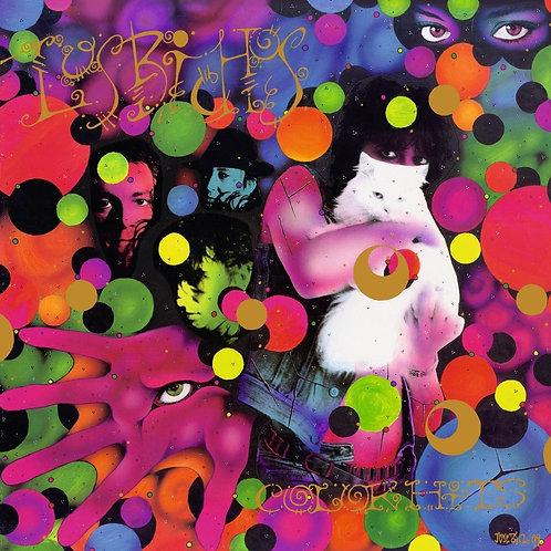 LOS BICHOS LP Color Hits