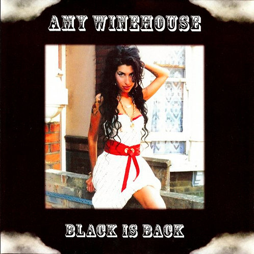 AMY WINEHOUSE LP Black Is Back (Red Coloured Vinyl)