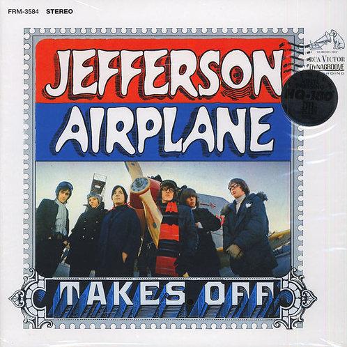 JEFFERSON AIRPLANE LP Takes Off (180 Gram Audiophile Blue Coloured Vinyl)