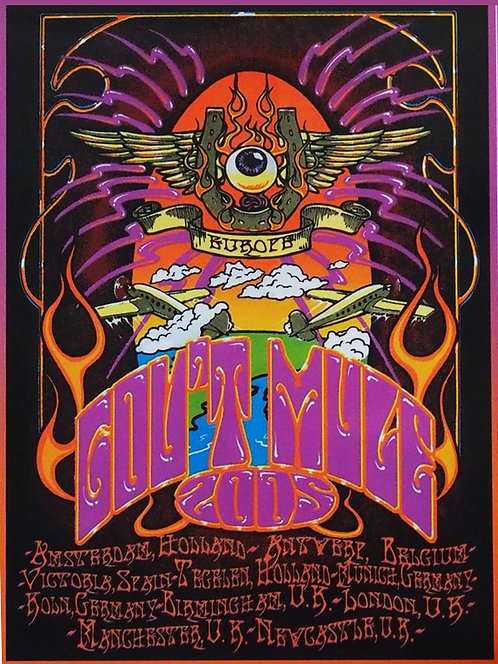 GOV'T MULE DVD Rockpalast 2005 (Digipack)