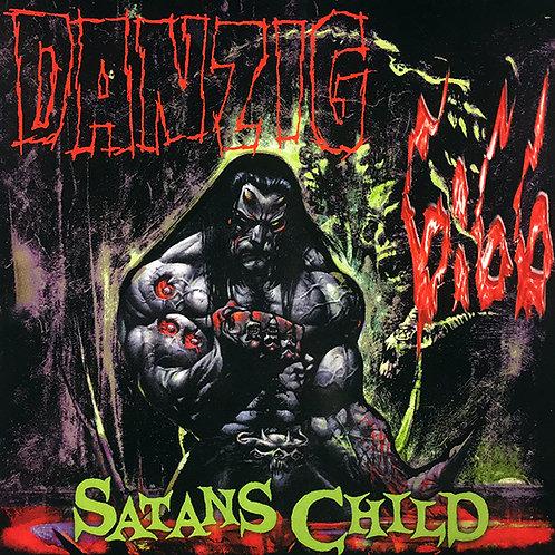 DANZIG LP Danzig 6:66 Satans Child (Green Coloured Vinyl)