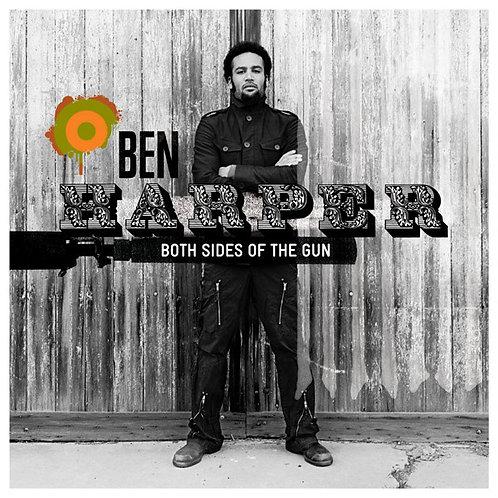 BEN HARPER 2xCD Both Sides Of The Gun