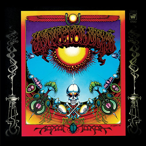 GRATEFUL DEAD CD Aoxomoxoa (Expanded)