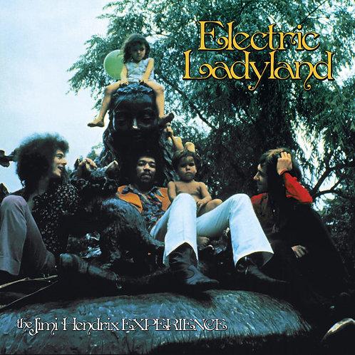 JIMI HENDRIX BOX SET 6xLP+BLU-RAY Electric Ladyland Deluxe (50th Anniversary)