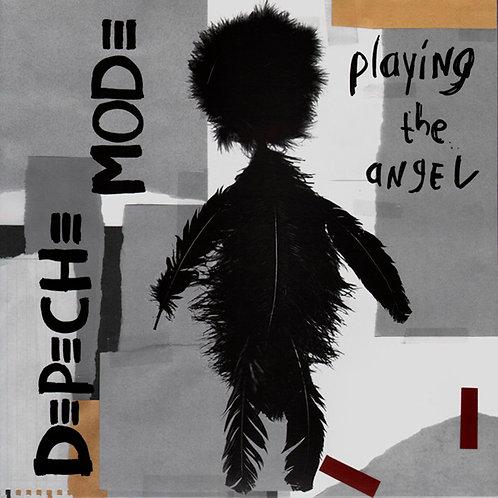 DEPECHE MODE 2xLP Playing The Angel