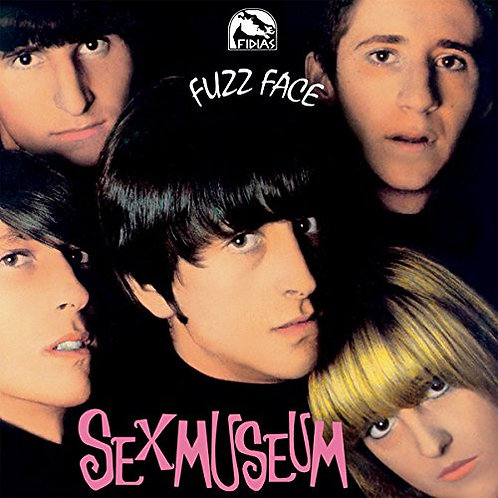 SEX MUSEUM LP+CD Fuzz Face (30th Anniversary)
