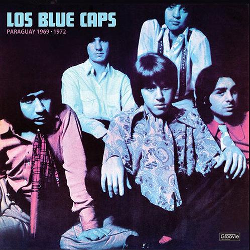 LOS BLUE CAPS LP Paraguay 1969- 1972