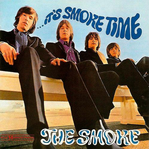 THE SMOKE CD ...It's Smoke Time + Bonus Tracks