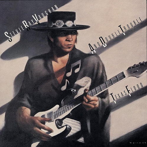 STEVIE RAY VAUGHAN LP Texas Flood