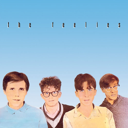 THE FEELIES LP Crazy Rhythms