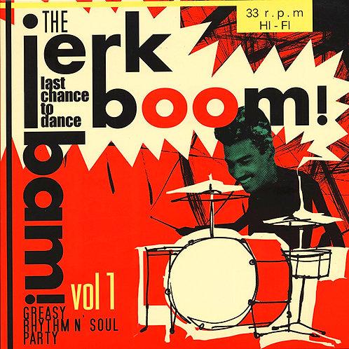 VARIOUS LP The Jerk Boom! Bam! Vol 1