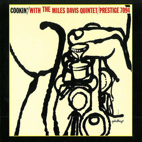 MILES DAVIS CD Cookin' With The Miles Davis Quintet (Digipack)