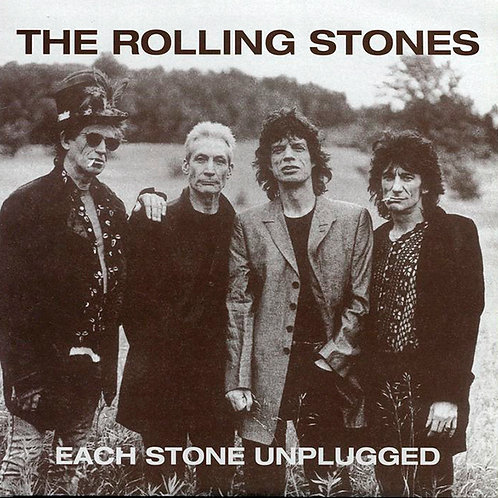 ROLLING STONES LP Each Stone Unplugged