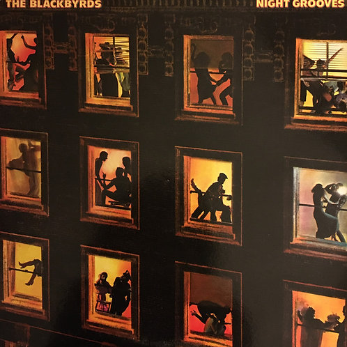THE BLACKBYRDS LP Night Grooves
