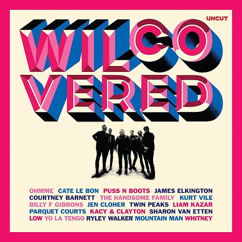 VARIOS 2xLP Wilcovered - Wilco Tribute (RSD Drops September)