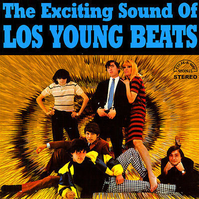LOS YOUNG BEATS LP The Exciting Sound Of Los Young Beats