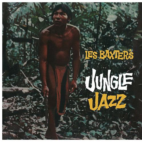 LES BAXTER AND HIS ORCHESTRA LP Les Baxter's Jungle Jazz