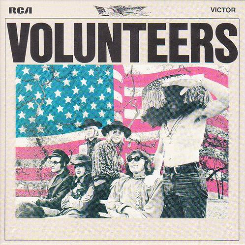 JEFFERSON AIRPLANE CD Volunteers (Mini Lp Replica)