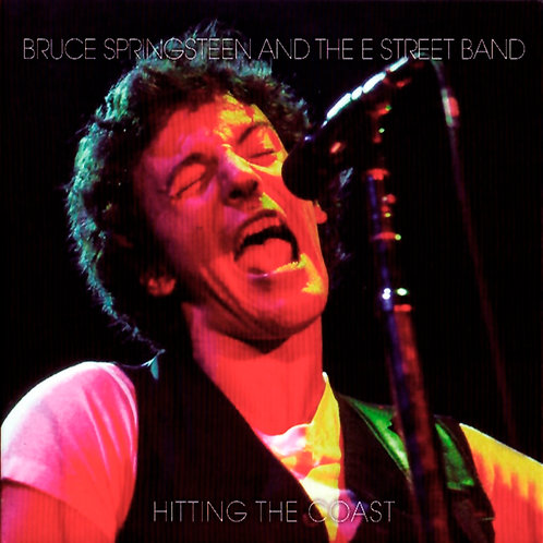 BRUCE SPRINGSTEEN 2xCD Hitting The Coast
