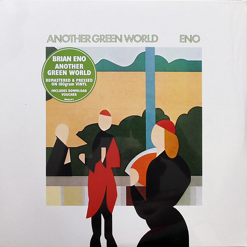 BRIAN ENO LP Another Green World (Remastered)