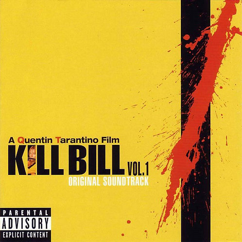 VARIOS CD Kill Bill Vol. 1 (Original Soundtrack)