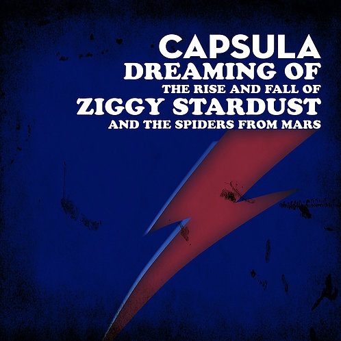 CAPSULA LP Dreaming Of The Rise And Fall Of Ziggy Stardust And The Spiders
