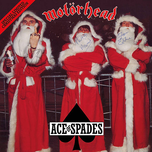 MOTORHEAD MAXI-LP Ace of Spades (Black Friday RSD 2020)