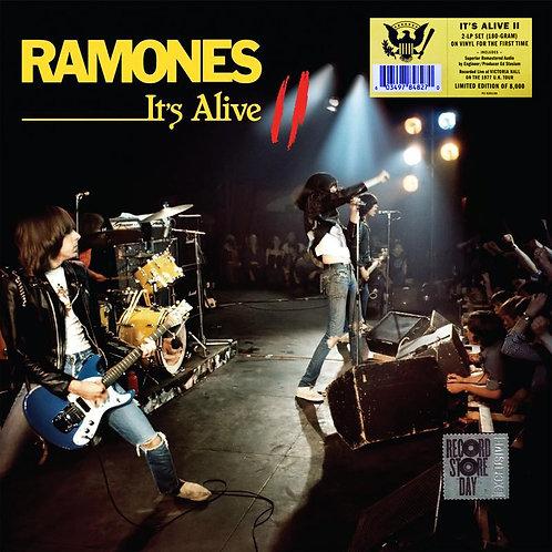 RAMONES 2xLP It's Alive II (RSD Drops September 2020)