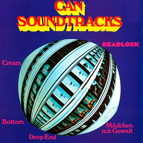 CAN CD Soundtracks (Mini Lp Replica)
