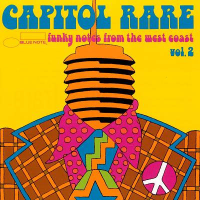 VARIOUS CD Capitol Rare Vol. 2 (Funky Notes From The West Coast)