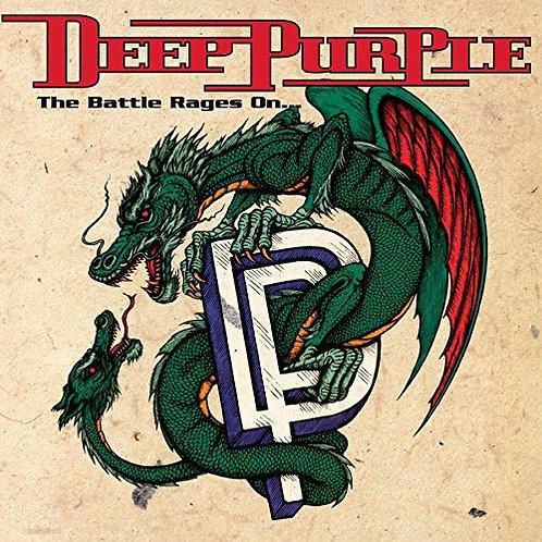 DEEP PURPLE LP The Battle Rages On... (180 Gram Audiophile Vinyl)