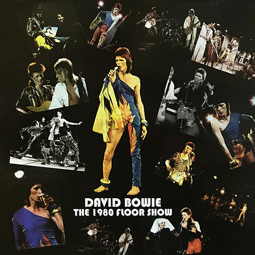 DAVID BOWIE LP The 1980 Floor Show