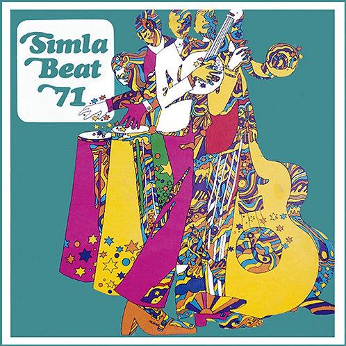 VARIOUS CD Simla Beat 71 (Garage Beat India)