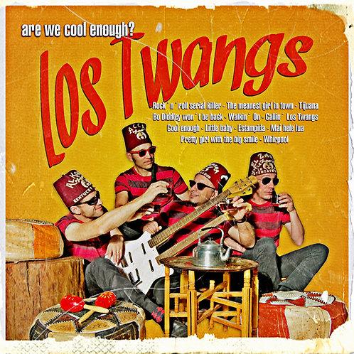 LOS TWANGS LP Are We Cool Enough?