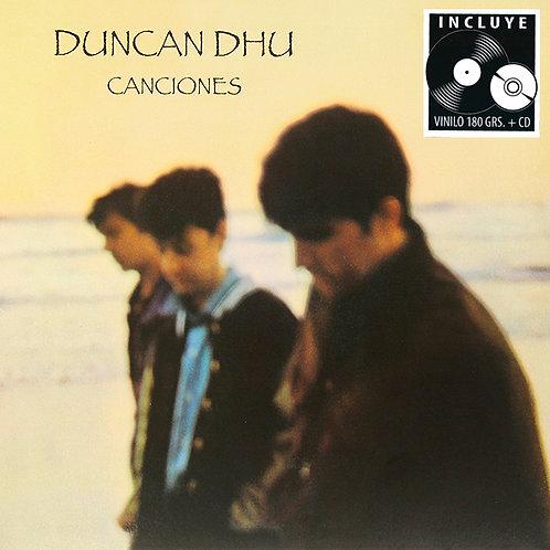 DUNCAN DHU LP+CD Canciones