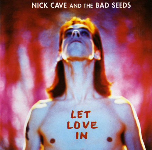 NICK CAVE LP Let Love In