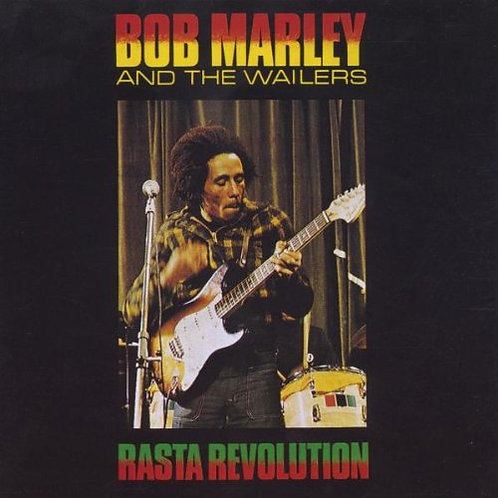 BOB MARLEY CD Rasta Revolution