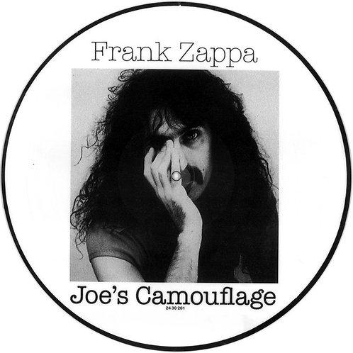 FRANK ZAPPA LP Joe's Camouflage (Picture Disc)