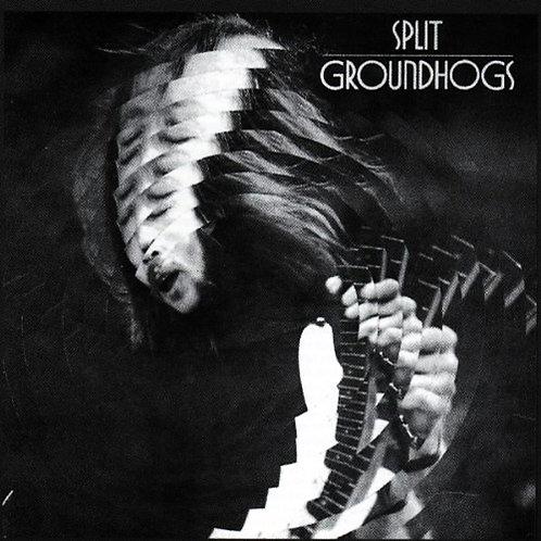 GROUNDHOGS LP Split
