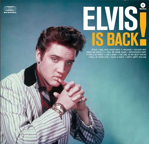 ELVIS PRESLEY LP Elvis Is Back!