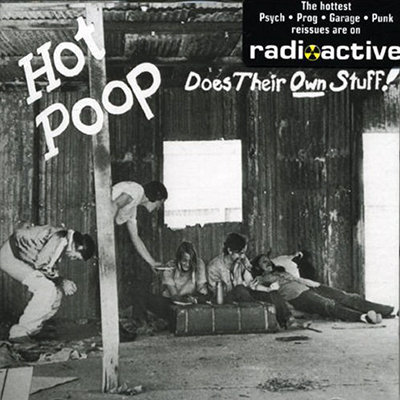 HOT POOP CD Does Their Own Stuff! (1971)