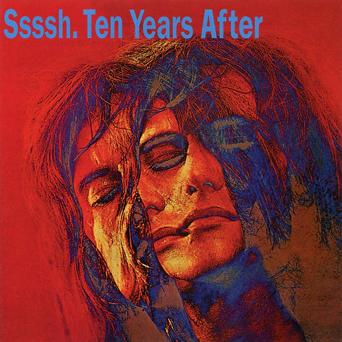 TEN YEARS AFTER CD Ssssh (Remastered)