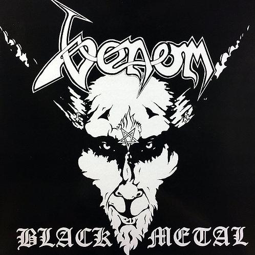 VENOM LP Black Metal