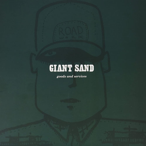 GIANT SAND 2xLP Goods And Services