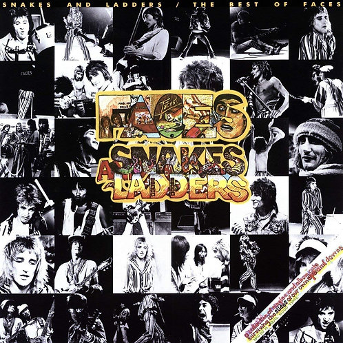 FACES LP Snakes And Ladders / The Best Of Faces