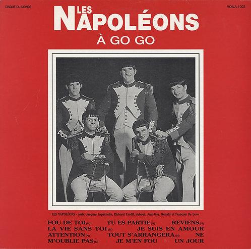 LES NAPOLEONS LP Les Napoléons À Go Go
