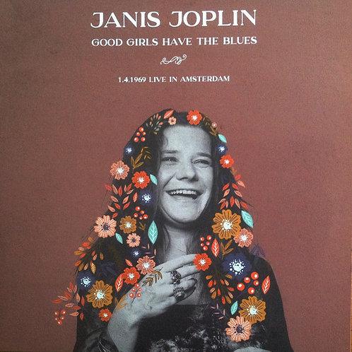 JANIS JOPLIN LP Good Girls Have The Blues (1.4.1969 Live In Amsterdam)
