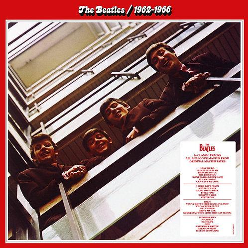 BEATLES 2xLP 1962-1966 Red Album (Remastered)