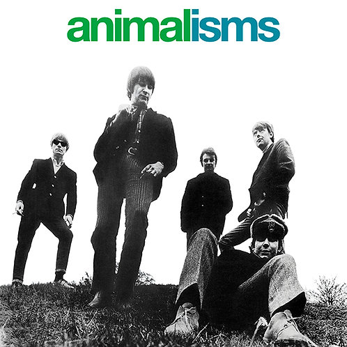 THE ANIMALS CD Animalisms