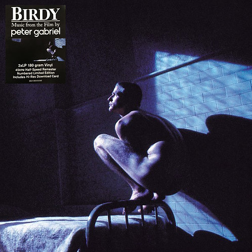 PETER GABRIEL 2xLP Birdy: Music From The Film by Peter Gabriel